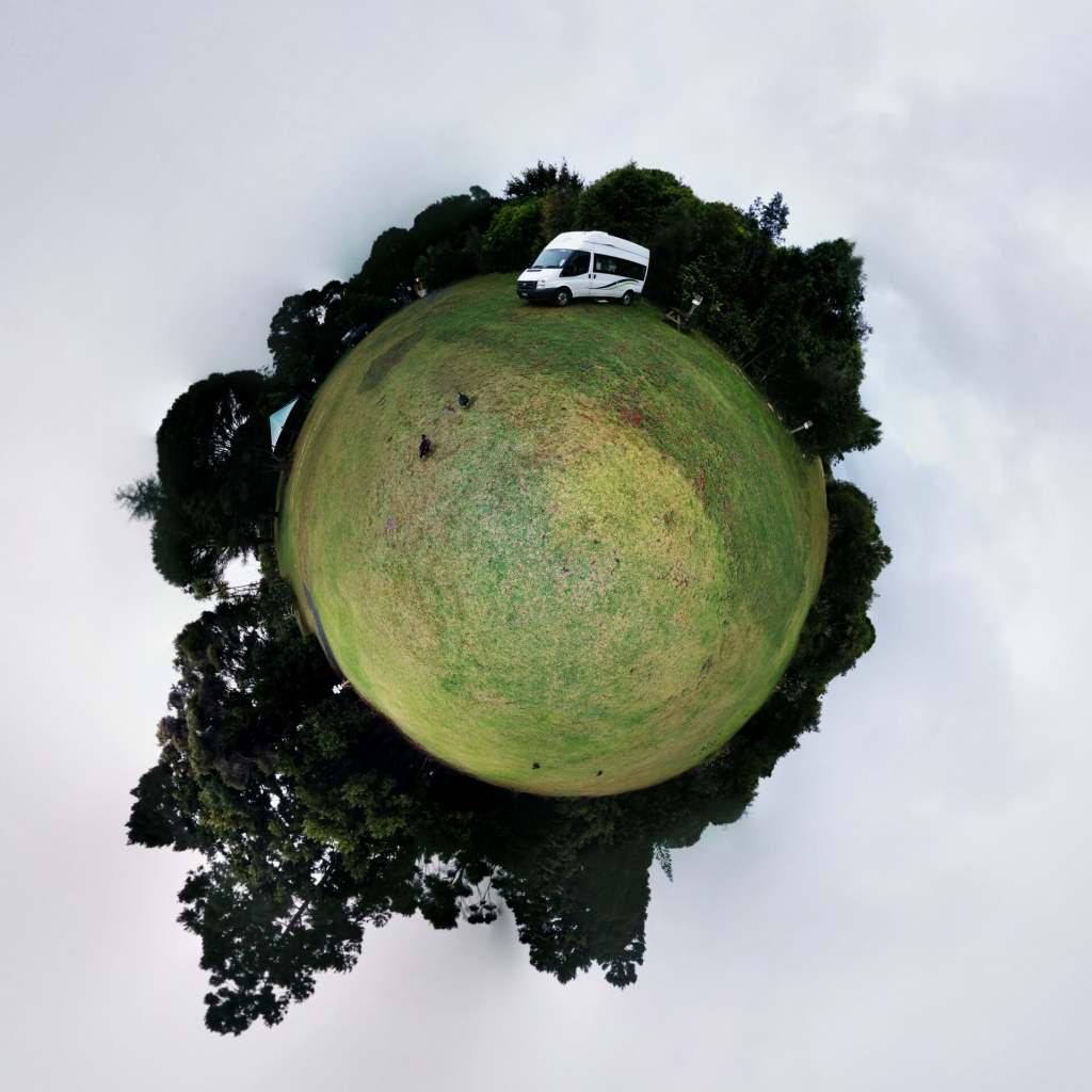 Aroha Island Tiny World