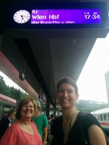 Next train to Wien