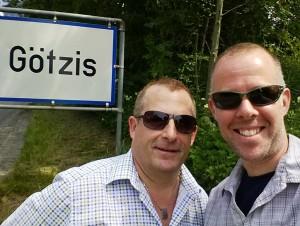 Charly & Kirk in Götzis