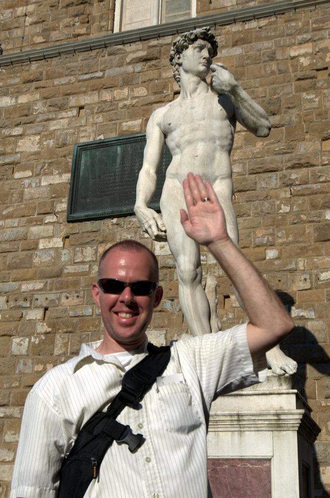 Walking Florence & Touring the Uffizi [Day 5]