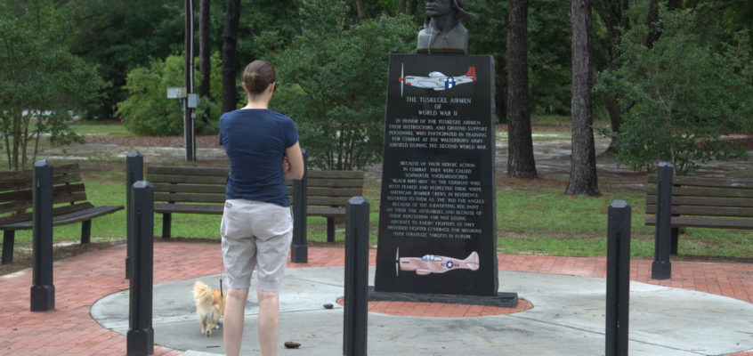 The Tuskegee Airmen to Newport News (USA – Day 11)