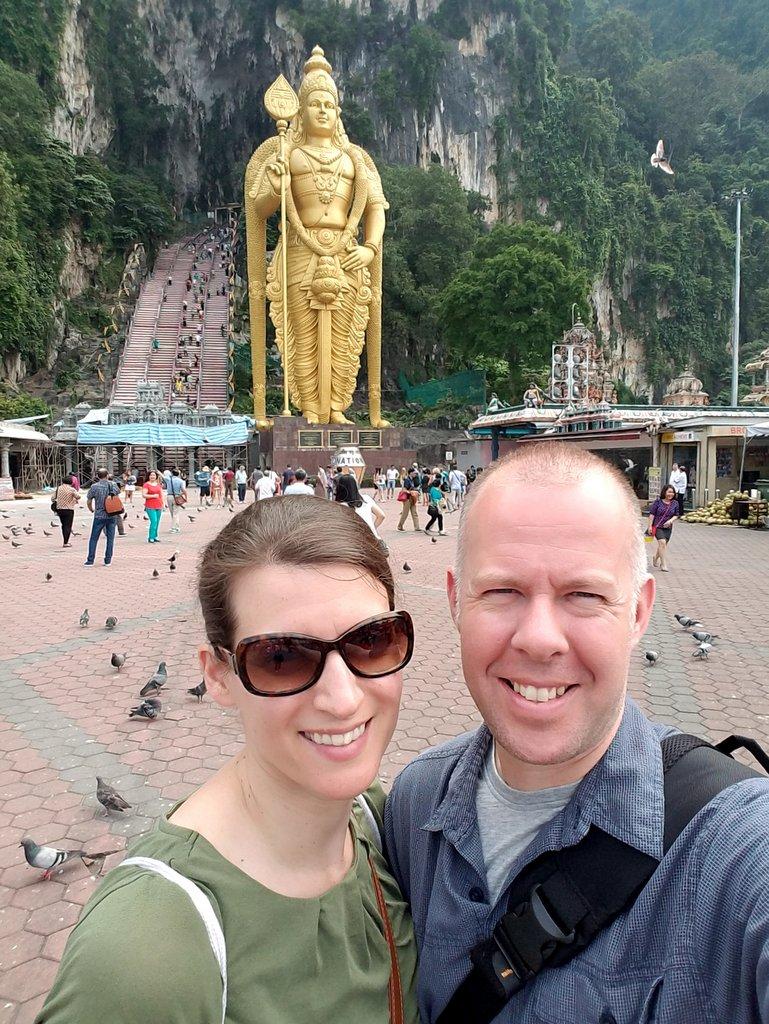 Day 6: Visiting Batu Caves in Kuala Lumpur