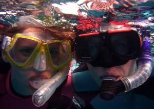 Andrea & Kirk at Flynn Reef