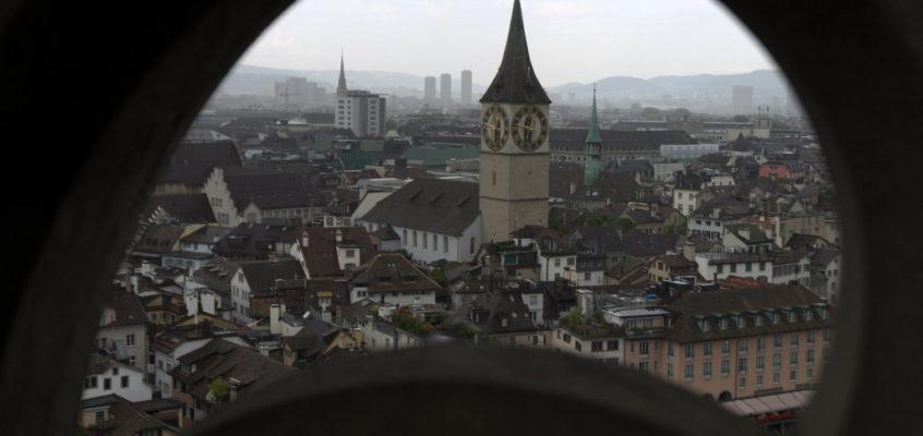 Zurich or Bust [Day 2]