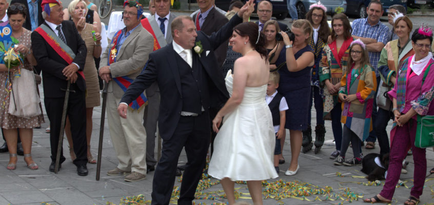 An Austrian Wedding [Day 18]