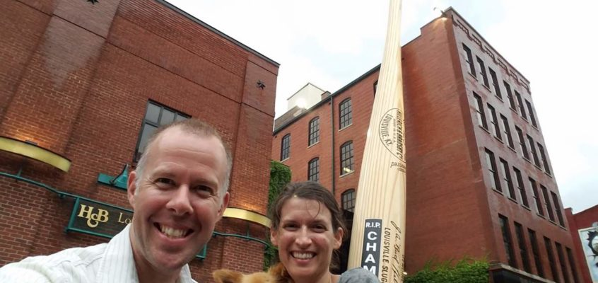 A Big Hit in Louisville (USA – Day 17)