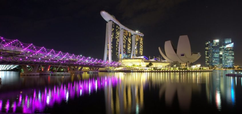Day 3: Singapore's Chinatown, Little India and Marina Bay Sands Hotel