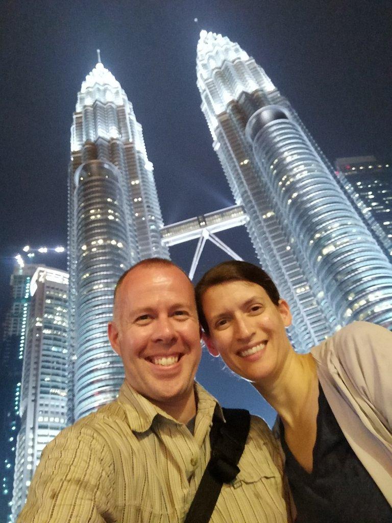 Day 5: Kuala Lumpur's Petrona Towers & More…