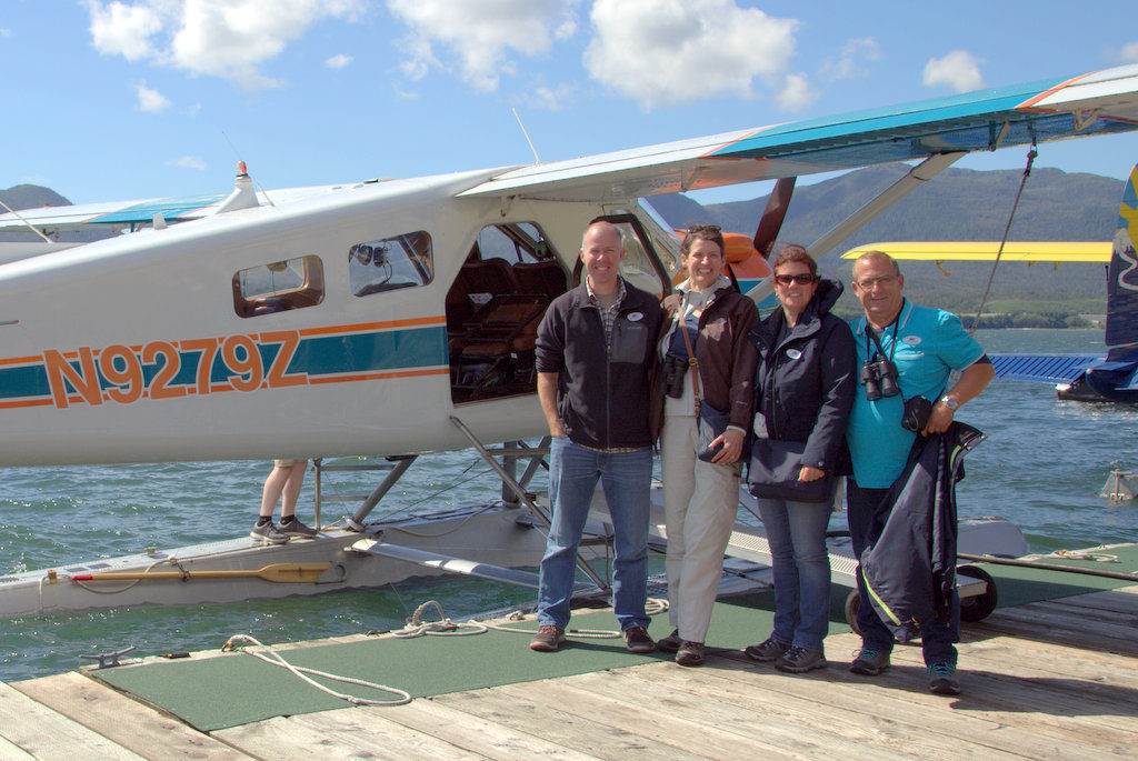 Great flightseeing trip in Ketchikan, Alaska