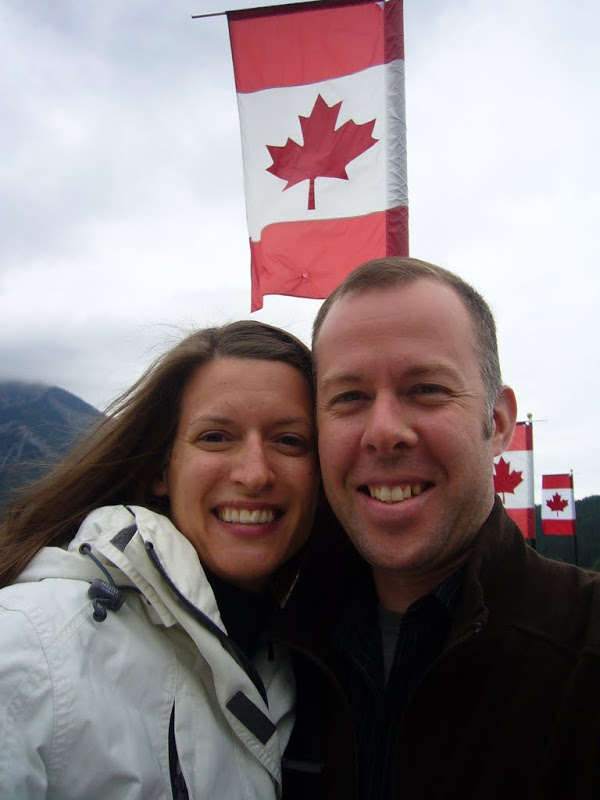Us in Canada!